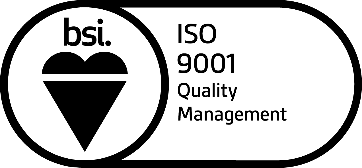 BSI ISO 9001 security company southampton