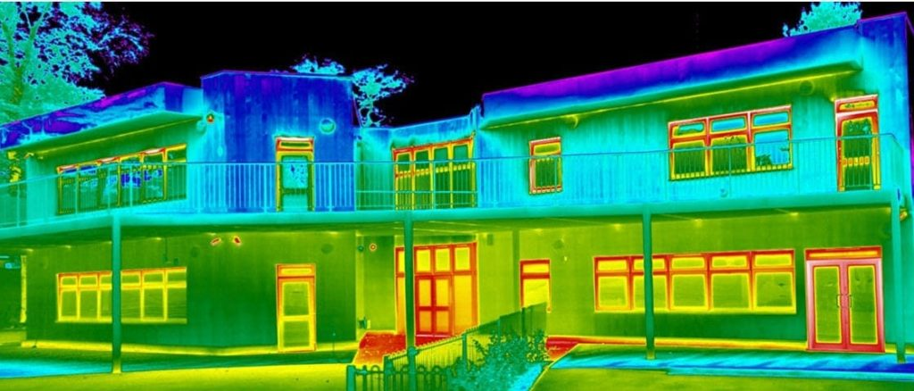 Thermal Imaging CCTV Camera Systems